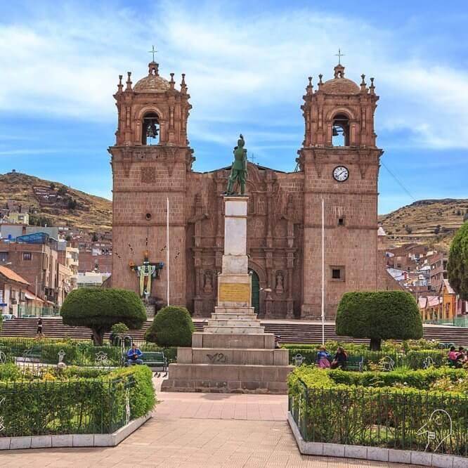 Découvrir Puno, une charmante petite ville du Pérou