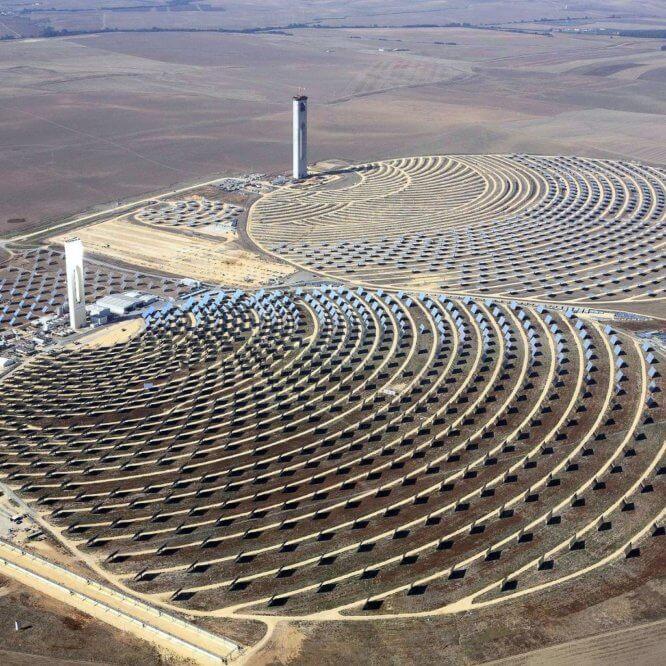 Découvrez la plus grande centrale solaire jamais construite avec Geoffroy Stern