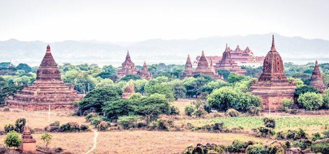 Voyage en Birmanie : associer culture, histoire et paysage