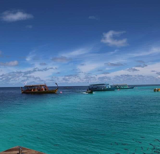 Faire une croisière amoureux mémorable aux Maldives